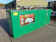 Heavy Duty Storage Shelter 30'W x 85'L x 15' H P/No 308515R