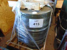 2 x Unissued 205L Sealed Drums of OM33 Premium Hydraulic Oil Fuchs Lubricants