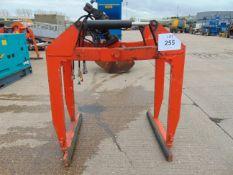 Fielden FE150 2 Tonne Hydraulic Block Grab c/w Hydraulic Rotator etc