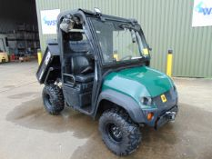 2014 JCB Workmax 4WD Diesel Utility Vehicle shows Only 805 Hours!