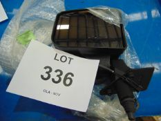 REAR MIRROR ASSEMBLY UNISSUED