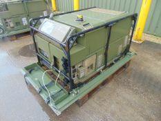 Lister/ Petter 5.6 KVA 240 volt single phase 50 Hz Diesel Generator ONLY 778 Hours!