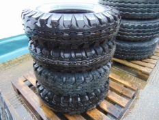 4 x Continental Industrie 8.25-15 Tyres Unused