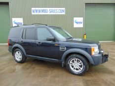 2008 Land Rover Discovery 3 TDV6 5d Manual Commercial Vehicle ONLY 94,318 Miles!