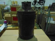 ANTIQUE MILK CHURN -VERY COLLECTABLE