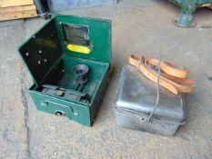 No. 2 Stove, Petrol Cooker/Camping Stove