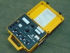Bridge Megger BR4 Insulation Testing Set