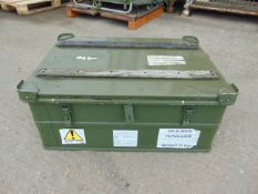 Zarges Aluminium Transport Flight Storage Case Box