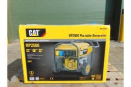 CATERPILLAR RP 25000 Industrial Petrol Generator Set - UNISSUED