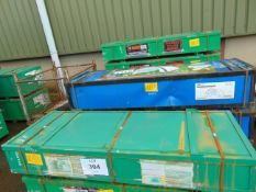 SINGLE TRUSSED CONTAINER SHELTER W 6 X L 6 X H2
