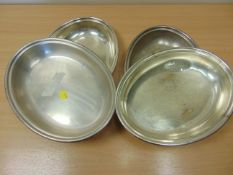 SET OF 4 OFFERS MESS SERVING DISHES