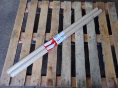 QTY 50 x Arcair Slice Exothermic Cutting Rods 1/4 x 44