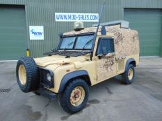 Land Rover Snatch 300TDi 2A ONLY 26,489km!