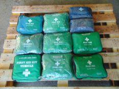 10 x First Aid Kits as shown