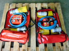 QTY 2 x Premier Lifeline Hose Inflation Systems