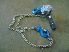 1/4 Ton Lever Block Chain Hoist