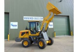 NEW UNUSED 2020 HYDRO 3050 WHEEL LOADER 4 x 4