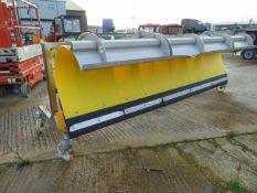 2009 manufactured Romaquip 3 Metre Snow Plough Blade