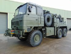 Foden 6x6 RHD Recovery Vehicle With all it`s Recovery kit.