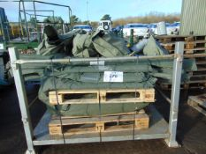 TENTAGE, ETC INC POLES CANVAS - 2 PALLETS