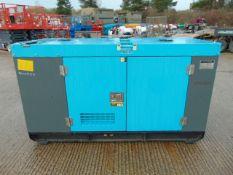 UNISSUED 40 KVA 3 Phase Silent Diesel Generator Set