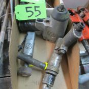"""LOT OF PNEUMATIC TOOLS (CP 1/2"""" IMPACT WRENCH, CP GRINDER/POLISHER, WESTWARD DRIVER) (IN WEST BLDG)"""
