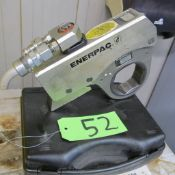 "ENERPAK HYDRAULIC TORQUE WRENCH HXD-60, S/N K-687, CC6275/2-3/4"", MAX CAP 4,566 FT/LB (IN WEST BLDG)"
