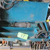 MAKITA AVT 30700T RECIPROCATING SAW W/CASE AND BLADES (IN WEST BLDG)