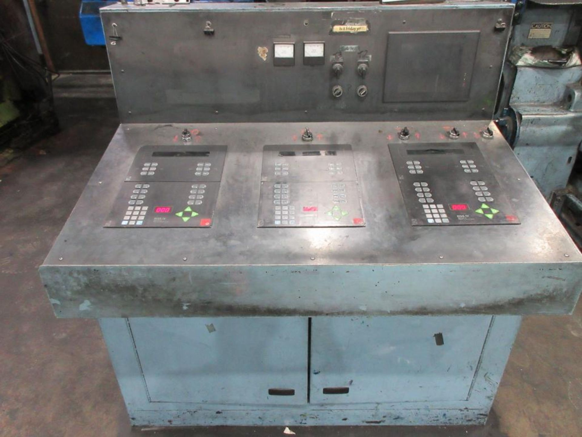 "Complete Goss/Ventura 22.75"" cut off 50 unit web offset press featuring: Ventura 30 4 high (0), Vent - Image 27 of 58"