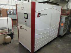 Gardner Denver 75 HP variable speed air compressor, model VS50-70A, sn 261776 [Exclusive rigging fee
