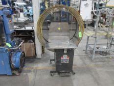 "Bunn String Tying Machine, 24""x12""x17"" high inner platform [Exclusive rigging fee of $75 will be add"