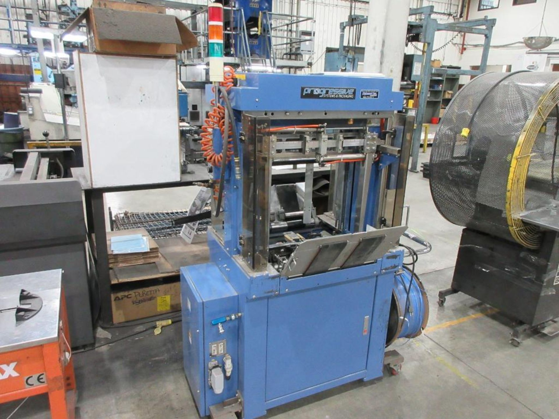 2014 Progressive Systems & Packaging stacker model TP-701N-1, sn 141116801 [Exclusive rigging fee of - Image 2 of 3