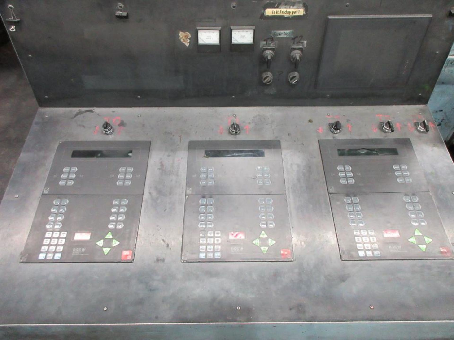 "Complete Goss/Ventura 22.75"" cut off 50 unit web offset press featuring: Ventura 30 4 high (0), Vent - Image 28 of 58"