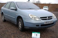 Timed Online Auction of Yamaha Super Tenere, Cars, Commercial Vehicles and Refrigerated Trailers