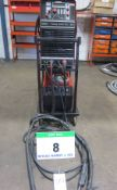 A MUREX Model Transtig AC/DC 353i Tig Welder, Serial No. 0602243, complete with MUREX Model TWCU,