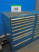 A DEXION 715mm x 705mm x 1000mm Chest of Nine Graduated Drawers for Tools/Parts Storage