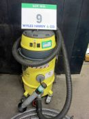 A WELDABILITY SIF Model EXTSVAC 110S 110V Mobile Fume Extractor complete with WELDABILITY Fume