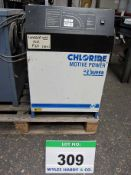 A CHLORIDE Model 21 Super, Type 21S 48V, 40 Amps, 2 Volts per Cell, Single Phase Battery Charger
