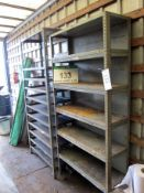 Three Bays of DEXION Shelving (As Lotted)