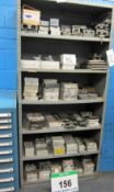 A Large Quantity of Used CASCADE Attachment Mounting Blocks, QR Hooks, etc. for Class 2, 3 and 4