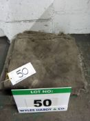 Three Fire Proof Welding Blankets Approx. 1900mm x 1900mm (All Used with Holes)