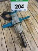 A WOLF Sapphire Model 3383 240V Breast Drill with JACOBS 13mm Chuck