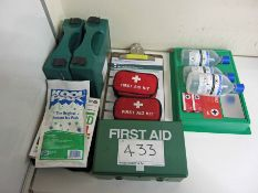 A Quantity of First Aid Equipment (As Lotted)