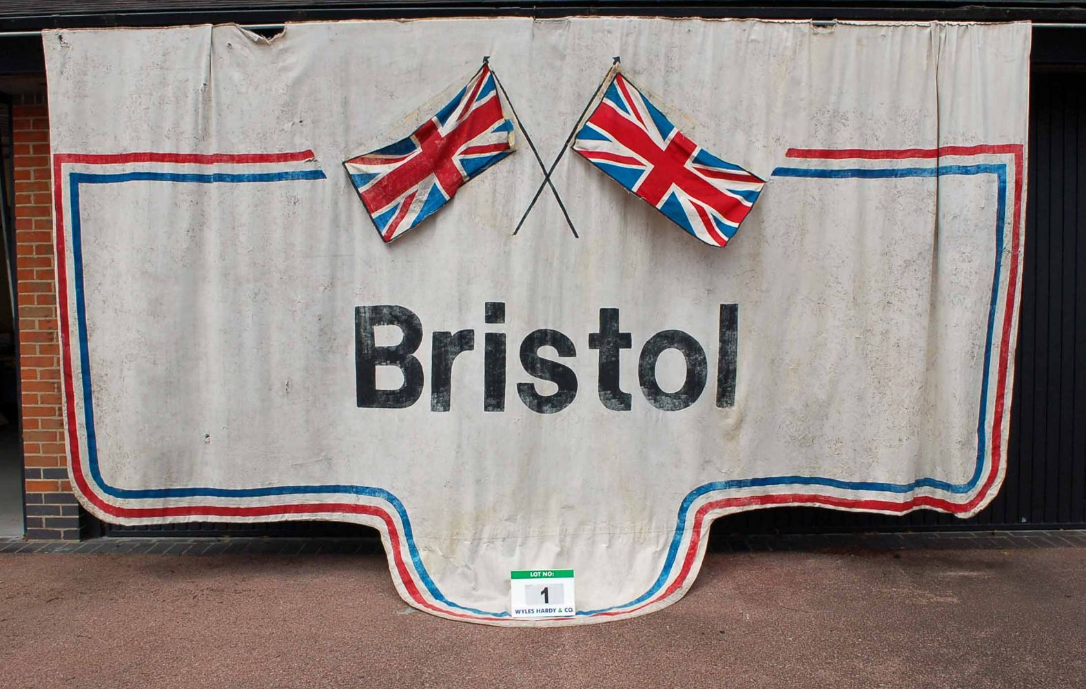 Timed Online Auction of the Historic Assets of Bristol Cars Limited