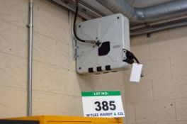 An RASM Wall mounted Inertia Reel Retracting Air Hose Reel - Risk Assessment and Method Statement