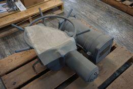 Rotork Valve Actuator|Type: 16A; 21 RPM; Max Torque: 225|Lot Loading Fee: $5.00