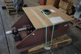 United Conveyor Corporation Excen-Crusher|Model No. 2102-45Z8; Size: 27 x 20; New Style w/o Sprocket