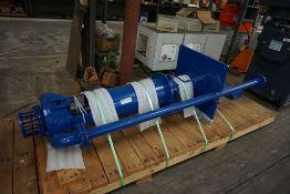 Wehr Warman Vertical Sump Pump|1,230 - 1,846 Speed Range|Lot Loading Fee: $5.00