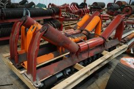 """Lot of (11) 6""""Diameter Training Idlers