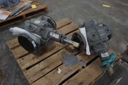 Lot of (2) Flowserve Centrifugal Pumps|Size: 3 GRPM|Lot Loading Fee: $5.00